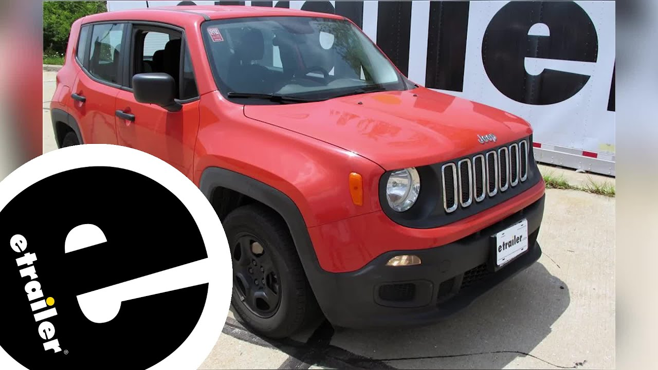 hight resolution of trailer wiring harness installation 2015 jeep renegade etrailer jeep renegade speaker wiring jeep renegade wiring