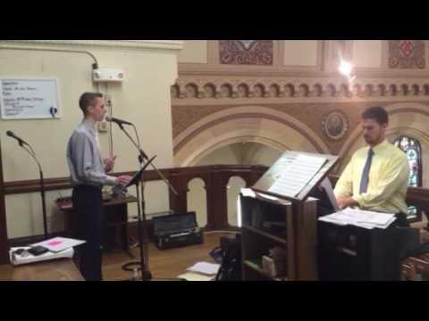 Pie Jesu - Andrew Lloyd Webber (Chris Marini ft. Jacob Dowgewicz - Live Acoustic Cover)