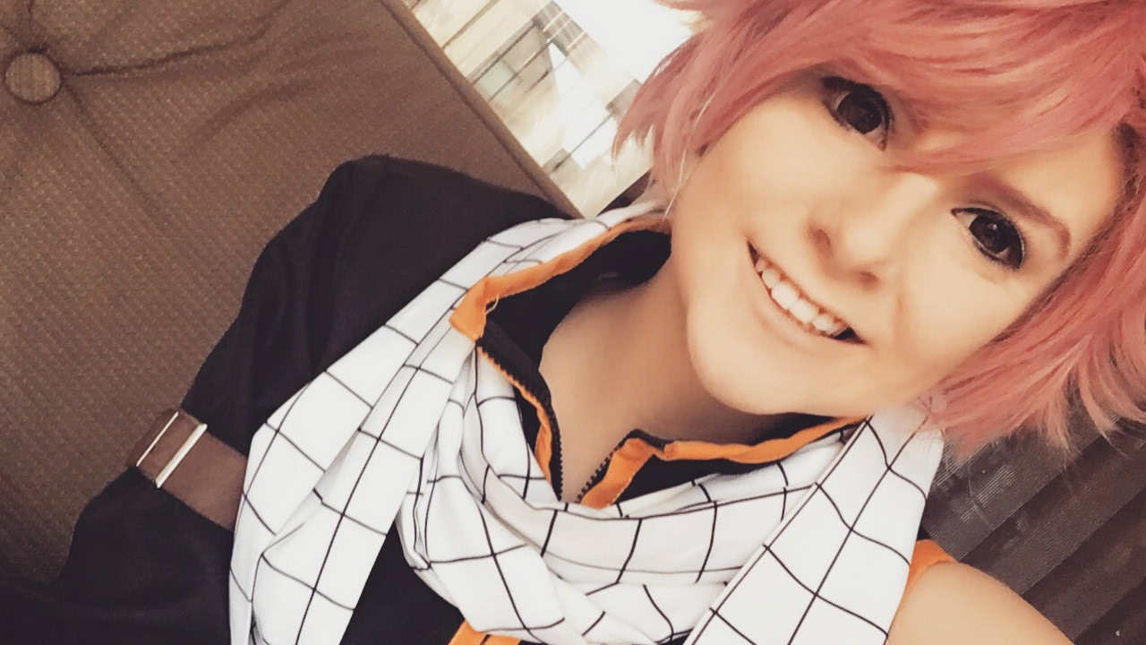 Natsu dragneel make up tutorial fairy tail youtube natsu dragneel make up tutorial fairy tail baditri Image collections