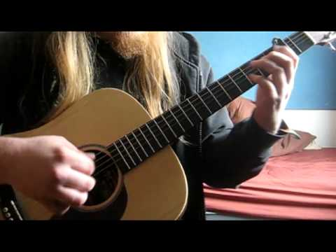 Мелодия морровинд гитара ноты