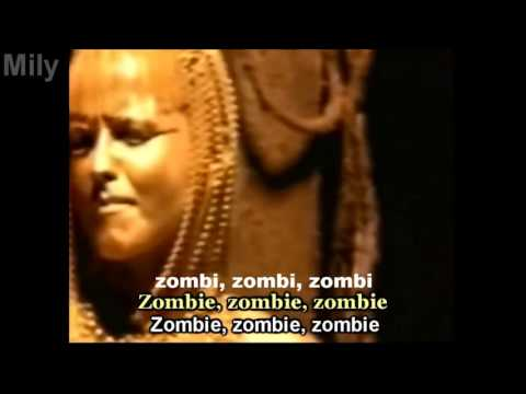 Zombi - The Cranberries - Lyrics English, Spanish, Türkçe altyazılı