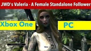 Skyrim SE Xbox One/PC Mods|JWD