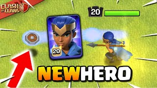 NEW HERO! The ROYAL CHAMPION! Level 50 Hero for Town Hall 13 (Clash of Clans)