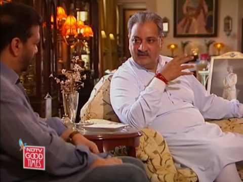 With the Maharaja in Jodhpur