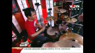 Download lagu Power Metal Satu Jiwa live at radioshow 30 maret 2012 flv MP3