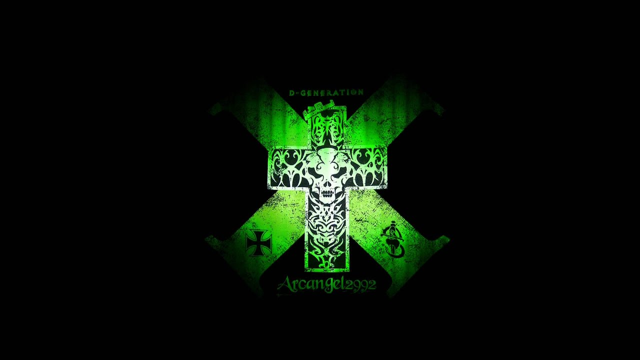 Wwe Dx Hd Wallpaper D Generation X Theme Remix V4 Hd Youtube