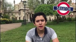 Conoce la experiencia de Thomas en Brighton!!