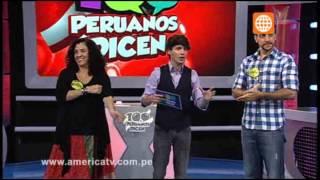 100 Peruanos Dicen -  Domingo 28 de abril (Bloque 2)