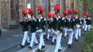Aloisiusfest 2011 - Parade auf dem Calvarienberg