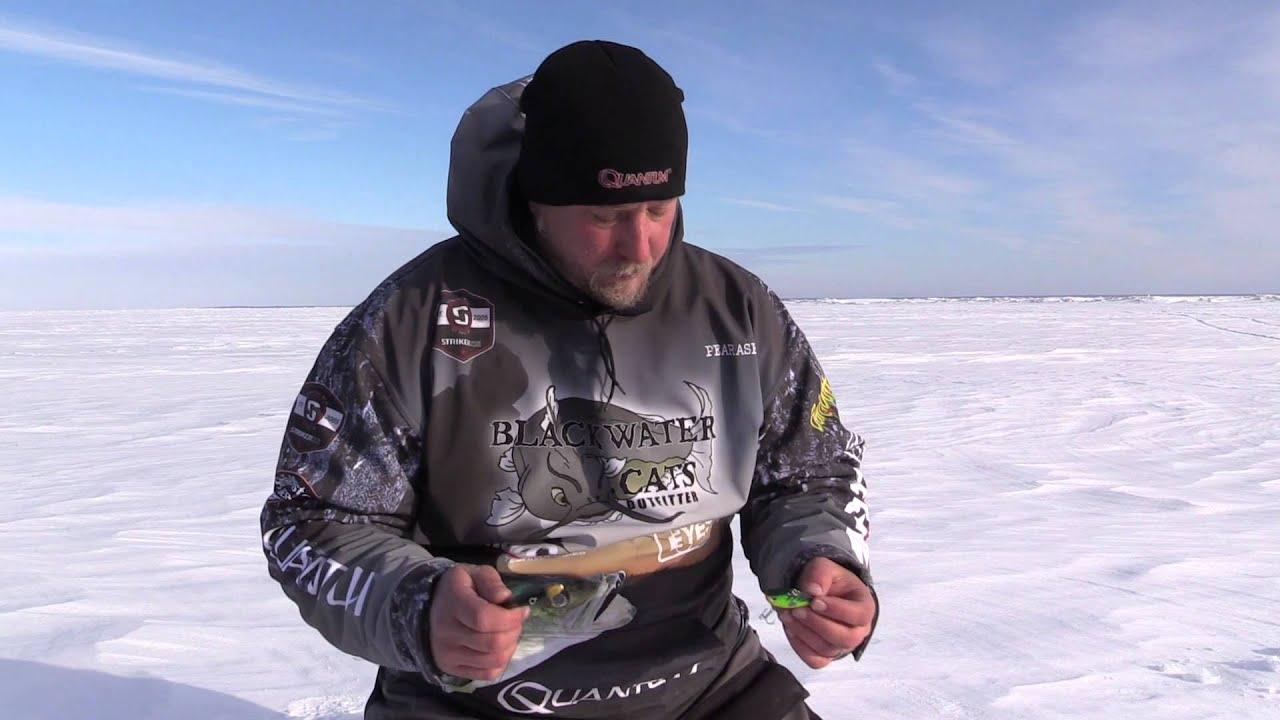 Donovan pearase lake winnipeg ice fishing guide tackle for Lake winnipeg ice fishing