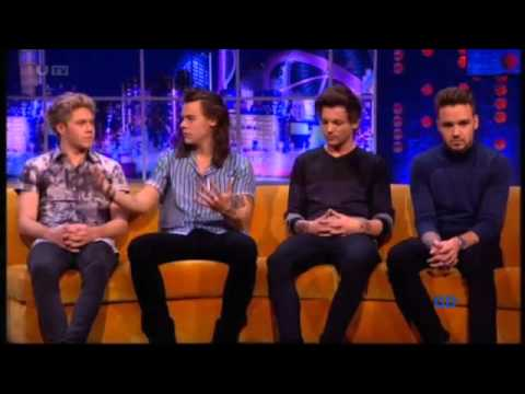 One Direction en The Jonathan Ross Show 2015 (Subtitulado en español)