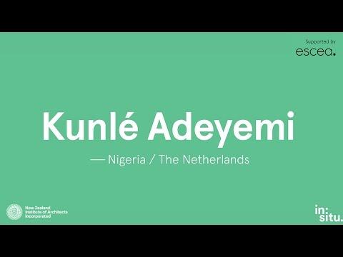 in:situ 2015 - Kunlé Adeyemi