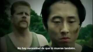 The Walking Dead Cuarta Temporada Capitulo 11 ' Claimed '   Avance   Subtitulos en español