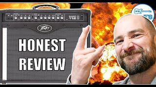 The Current (2018) Peavey Bandit 112 Guitar Amplifier - My Review