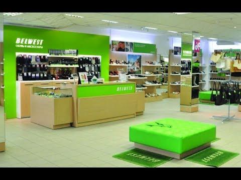 Покупка обуви в магазине BELWEST \\ Магазин TERRANOVA