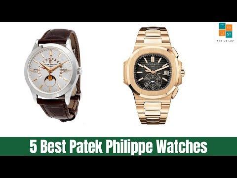4 Best Desirable Patek Philippe Watches Online At Amazon