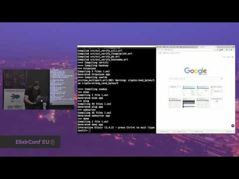 Ian Luites | Wobserver: Easy to Integrate Monitoring and Debugging