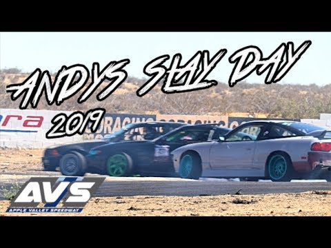 ANDYS SLAY DAY 2019 x APPLE VALLEY SPEEDWAY