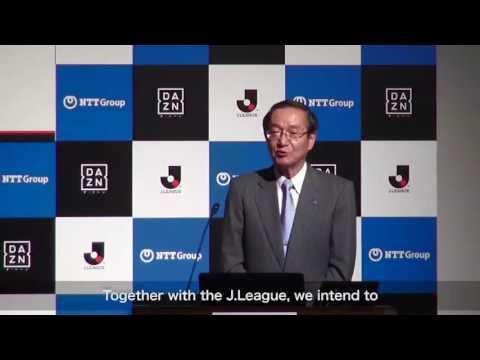 Full Presentation of NTT Group CEO Mr. Hiroo Unoura