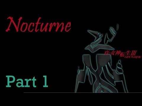 Let's Stream Nocturne Part 1 - The Conception