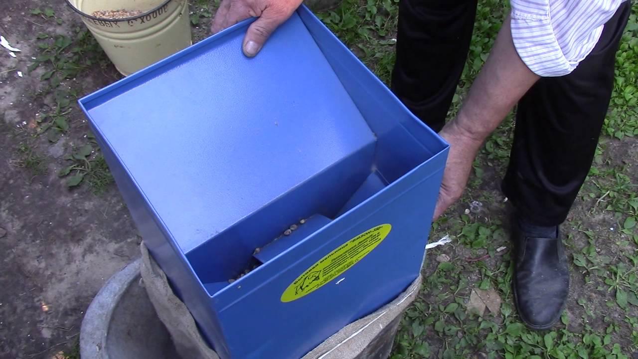 измельчитель кормов нива ик-07у инструкция