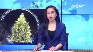 VTC14 | Cây thông Noel hoài niệm đầu tiên trên thế giới