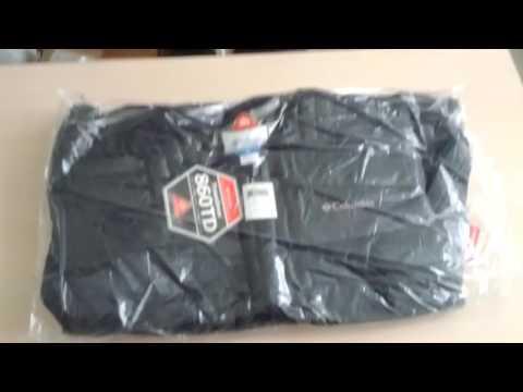 Распаковка посылки из Америки: рюкзак Коламбия sport bag Columbia Sportswear