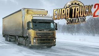 Снежный Путь - Дороги Севера - Euro Truck Simulator 2 Multiplayer #AlexFresh