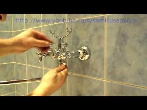 Как установить полотенцесушитель если расстояние между трубами не совпадает