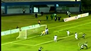 Brazilian team masseur keeps ball out goal   video   Sport   theguardian com