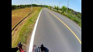 サイクリング★荒川自転車道から森林公園へ (2015.05)