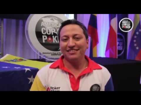 ACP 2012 - Venezuela Campeón! Americas Cup Of Poker 2012 - Panamá
