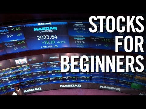 Stock Market For Beginners | TRADING AND INVESTING 101