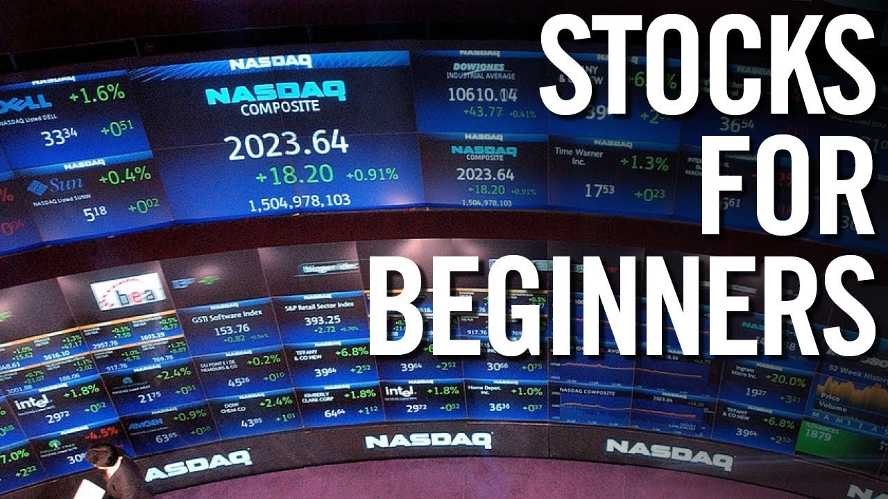 Playing the stock market for beginners