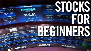 Stock Market For Beginners 📈 TRADING AND INVESTING 101