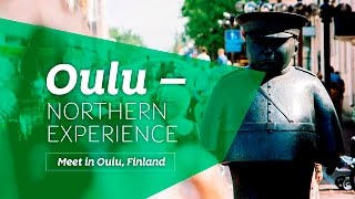 Meet in Oulu, Finland - Summer