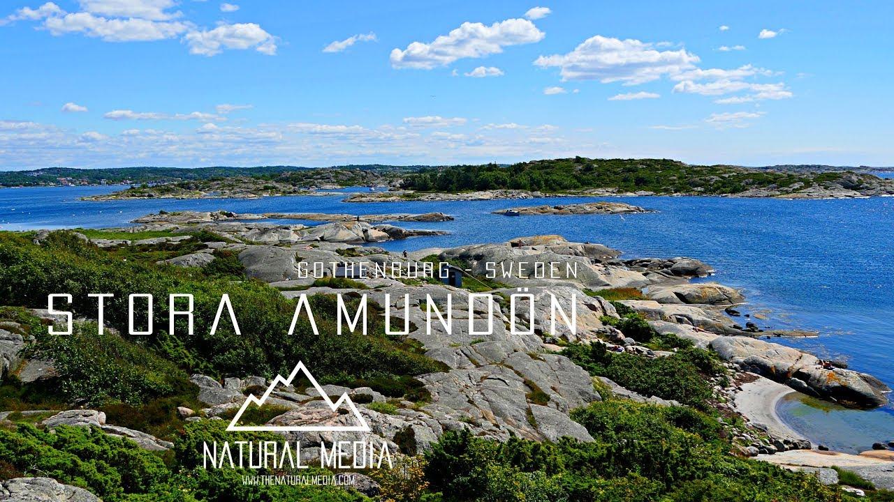 Stora Amundön Nature Sea And Sun Youtube
