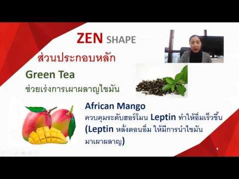 แนะนำ Zen Shape+Zen prime