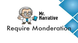 What is Mr. Narrative #8 - Content Moderation