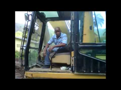 Gold Mine in Jamaica - Shorty Dreggs digging Gold Part 2