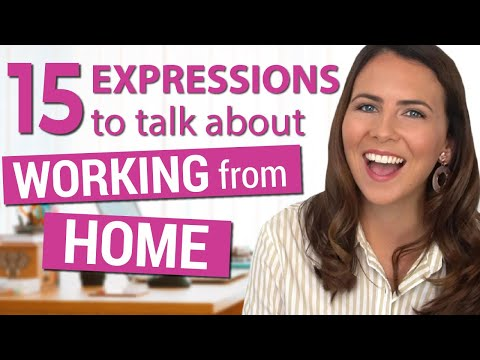 15 Awesome IDIOMS for Daily Conversation   Work From Home
