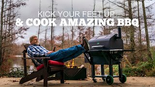 Green Mountain Grills Favorite Feature