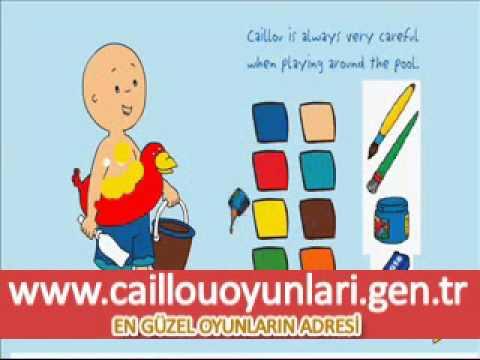 Download Mp3 Boyama Oyunu Caillou Oyunları Oyunlar Burada Video