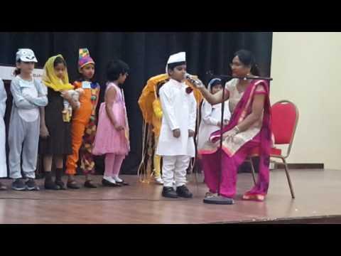 Fancydress competition:Jawaharlal Nehru