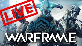 """WARFRAME PC LIVE """"NEXT IS MASTERY RANK 11, TIME TO LEVEL UP!""""👌"""
