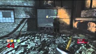 ALL ZOMBIES KILLED!!! Game completed!? Der Riese Call of Duty World at War