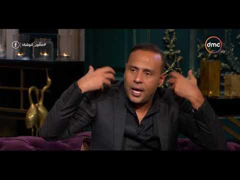 صالون أنوشكا - محمود عبد المغني : كل الأفلام الأجنبية اللي بدخلها مع ابني الممثلين كلها بتطير motarjam