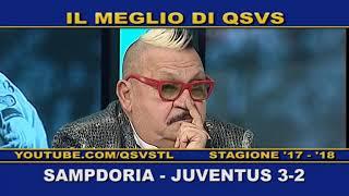 QSVS - I GOL DI SAMPDORIA - JUVENTUS 3-2 - TELELOMBARDIA / TOP CALCIO 24