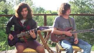 CHON - Bubble Dream (Guitar Playthrough)