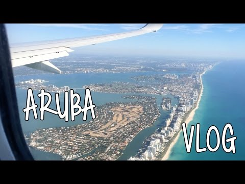 Last Minute Trip To Aruba!